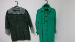 ホコモモラとポールスミスのコートの画像