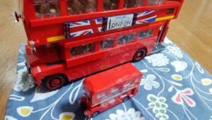 4ミニロンドンバスの画像