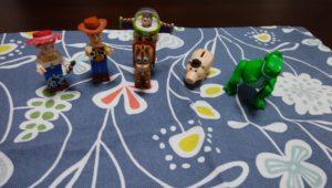 8TOY-STORYのキャラクターたちの画像